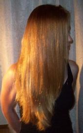 Stephanie Fletcher - hair