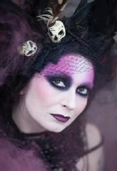 Druidess Of Midian - Victorian Gothic Fashion