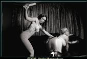 Audrey Knight - Girdle Spanking