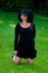Jennifer - Gothic Couture 1