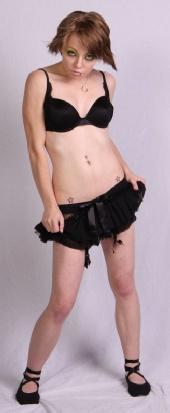 Miss Lizzy Misery - Wicked Ballerina