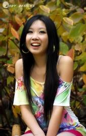 Kaying Yang - Fall Shot