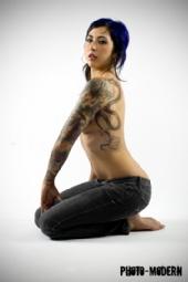 Pistolita LaMuerta - My tattoos