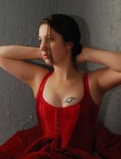 Escense - Whimsical corset shot