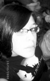 Kristen Dombrowski - Black and White photo