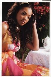 Kierra - CW Detroit Top Model Winner; Ambassador Mag