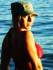 Savannah Lancaster - Lake