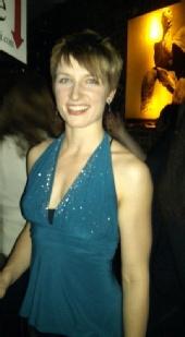 Catherine - Stefano Dance Promoter