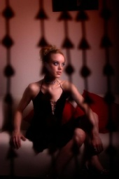 Amberly Kay - Behind the Curtain
