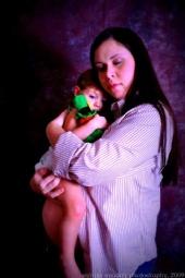 Charli Walton - My two daughters and I
