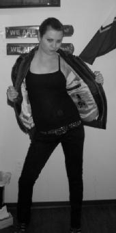 Ashley Bryant - Leather Jacket