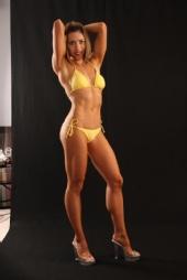 Becky - bikini pose