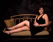 Amanda Marie Rose - bench