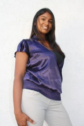 Christina Mariathasan - Claribel's Modeling and Talent Agency Photo Shoot 2009