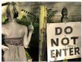 Sara - Being a rebel.