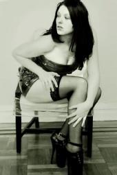 Angelina Eden - Love my ballet heels