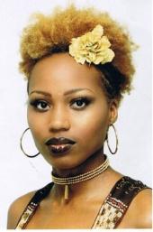 Khriz-Nicole - Natural Queen