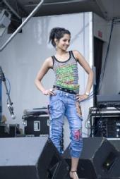 Julie - Mauritian Day Out Fashionshow