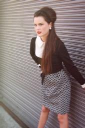 Christina  Collier - Vintage.