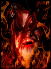 Mushroom - Hells Flames