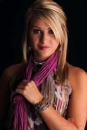 Brianna - Scarf and Bracelet