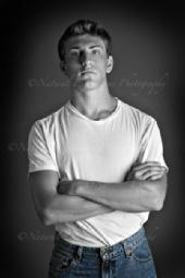 Josh - White T pose