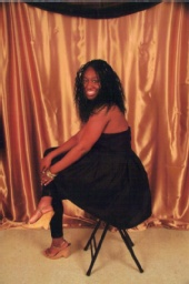 Alesha Morant - Black And Gold Party
