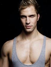 Evan Andrews - Muscle Tank