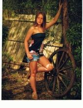 Brittany - Sweet Sixteen Model Shoot 2009