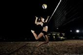 Jessie Beam - volley ball