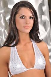 Hope Lousberg - Miss Hawiian Tropics 2010