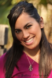 Desiree Joy - balboa purple headshot