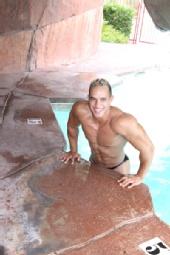 Andre Bueno - Las Vegas - July 2009