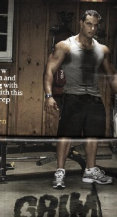 Andre Bueno - Muscle and Fitness- July 2009