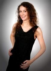 Liz G. - Black dress