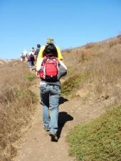 Randi Travers - Hiking