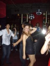 Rana - clubbing