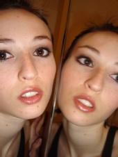Haley - Mirrored image