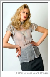 Celestine McGee - Fashion Simplicity-Candace Corey Worksho