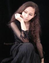 Lady Black - Black
