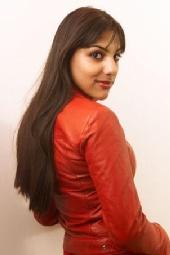 Zira - Red Leather