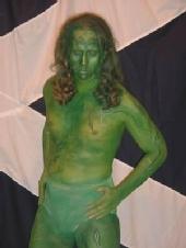 Rick Mills - Green Man
