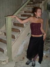 hana xx - Stairs