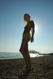Danielle - Yoga beach girl