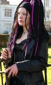 Ultra Violet Ragdoll - Next To A Grave Fence
