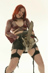 Lysa Lucia - Chainsaw