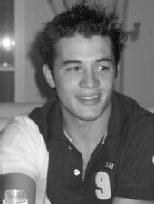 Marcus Casfikis - Portrait