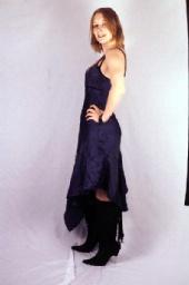 queenloz - blues dress 2