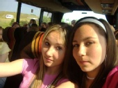 fran - picture of me and friend