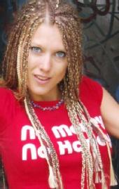 TrulyJuly - Julia Seiffert with braids